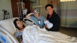 Baby Zoey Birth 07
