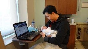 Baby Zoey Birth 08