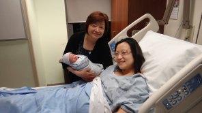 Baby Zoey Birth 10