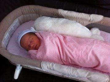 Baby Zoey Birth 14