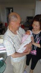 Baby Zoey Birth 23