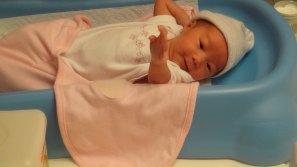 Baby Zoey Birth 27