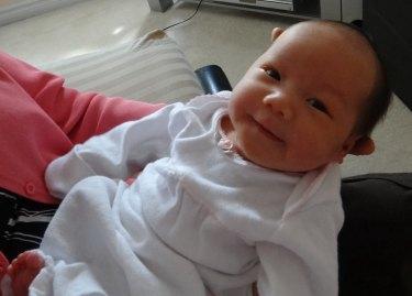 Baby Zoey Birth 38