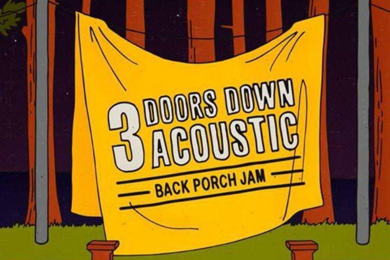 Back Porch Jam 3 Doors Down