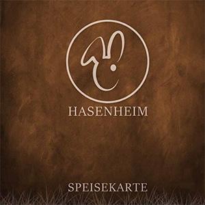 HASENHEIM Speisekarte