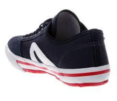 RAINHA Capoeira Shoes - Navy Blue-White-Red - Adults and Kids - ZumZum Capoeira Shop