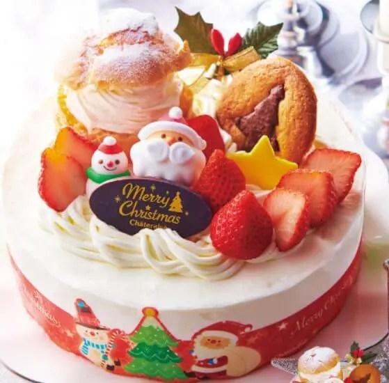 シャトレーゼ クリスマス2021 予約いつまで?種類や口コミ16