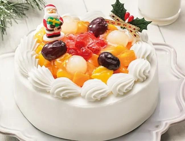 セブンイレブンクリスマスケーキ2021予約はいつからいつま30