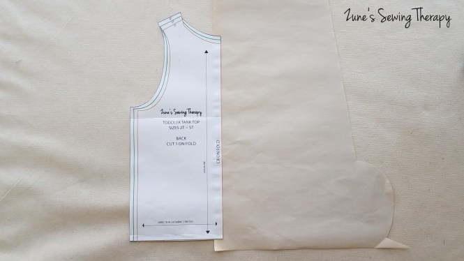 Toddler Tank Top Tutorial With Free Pattern Zune S Sewing Therapy