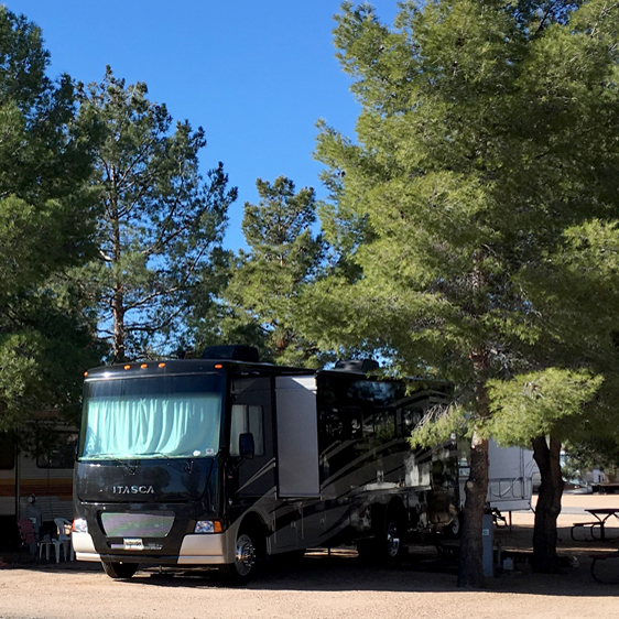 The Perfect RV Park for your Travels