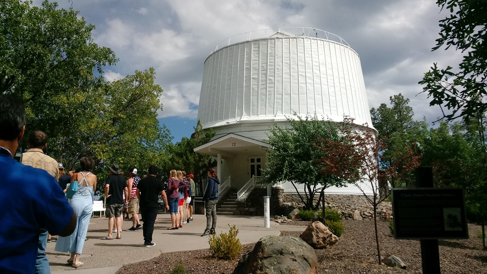 Looking into The Heavens at Lowell Observatory