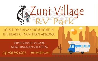 The Heart of Northern Arizona – Zuni Village RV Park