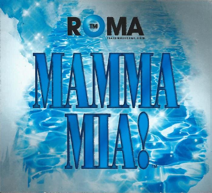 DZIĘKI ZA MUZYKĘ | Mamma Mia! (piosenki ze spektaklu). Teatr Muzyczny Roma
