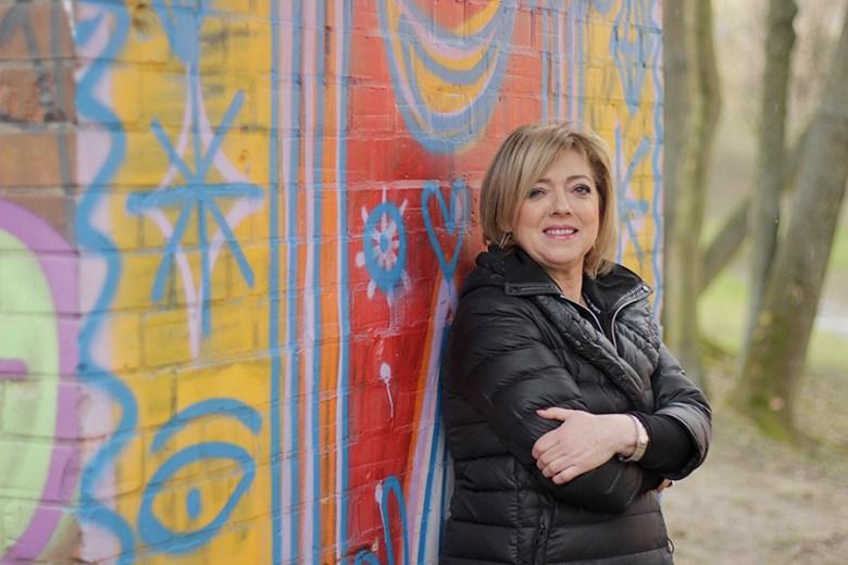 Liliana Hermetz, fot. Karolina Sikorska (wszelkie prawa zastrzeżone)