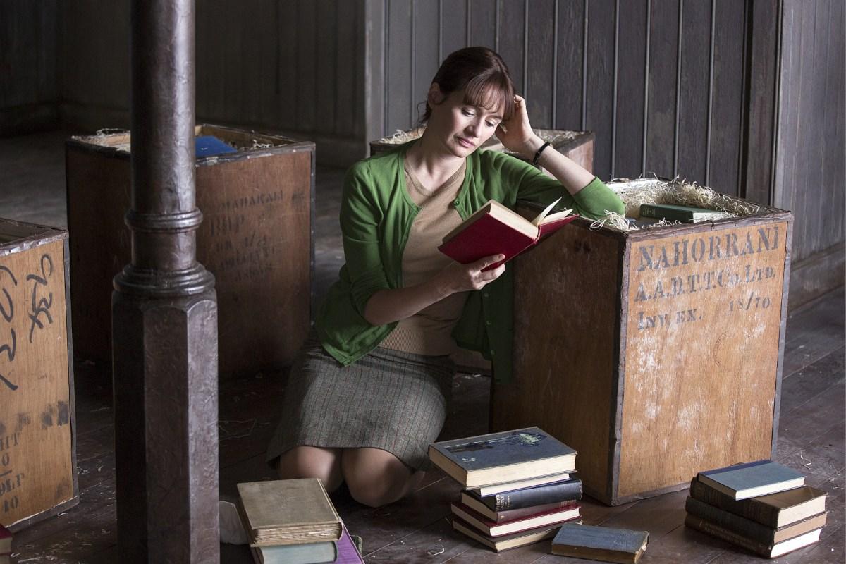 Z miłości do książek | Księgarnia z marzeniami, reż. Isabel Coixet