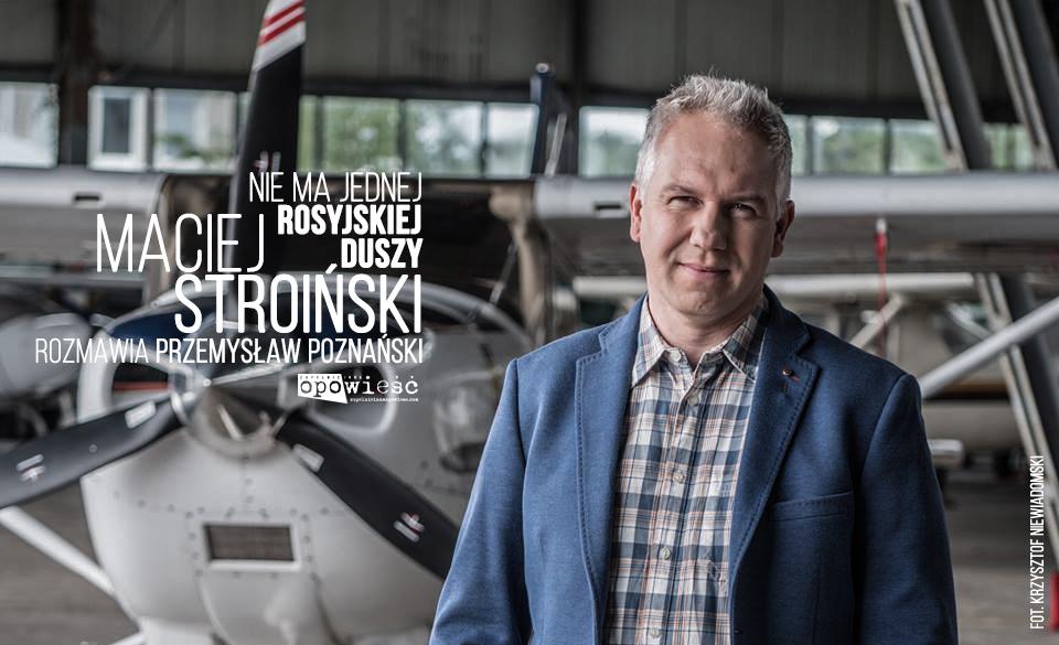 Stroiński: Nie ma jednej rosyjskiej duszy | Rozmawia Przemysław Poznański