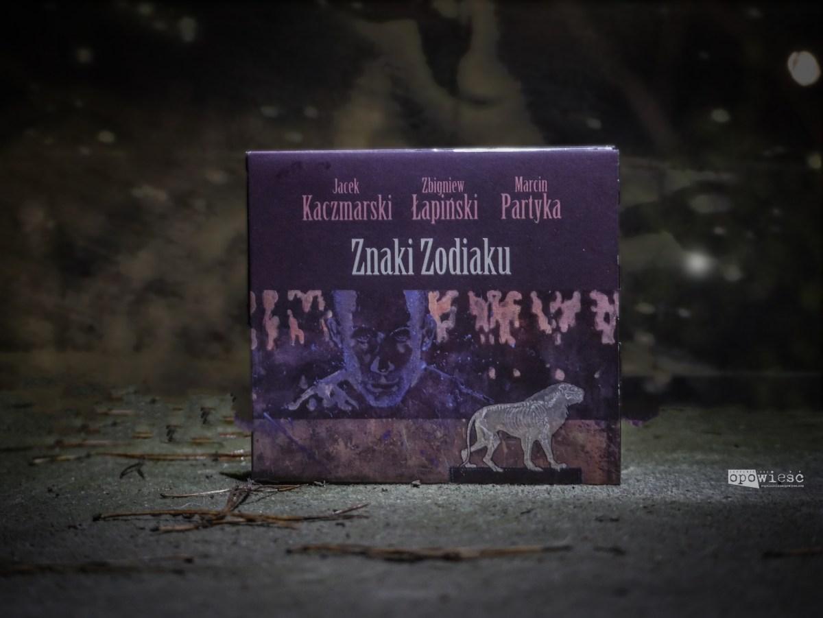 Epitafium dla Łapińskiego | Jacek Kaczmarski, Zbigniew Łapiński, Marcin Partyka, Znaki Zodiaku