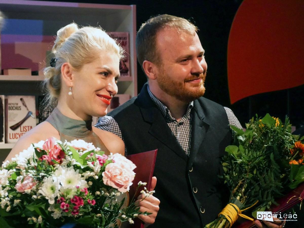 Złote Pociski dla Bondy, Chmielarza, Bochusa i Keplera | Warszawski Festiwal Kryminału pod naszym patronatem