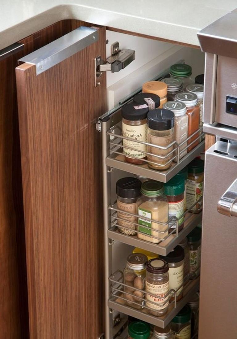 49 Smart Kitchen Storage Ideas