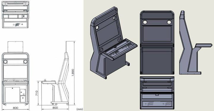 And Homemade Vewlix Like The Top Ans Fixation Of Panel So I Have Made My Own Blueprints To Left Original Right Conception