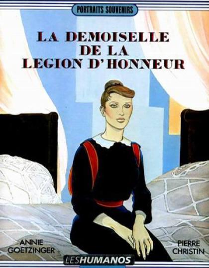 La demoiselle de la Légion d'Honneur