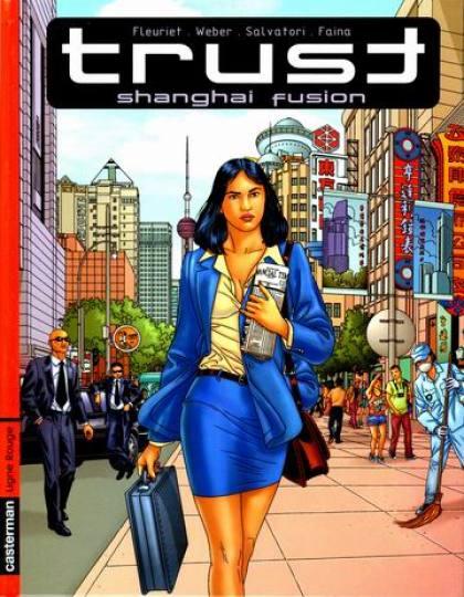 Trust - Shangai fusion