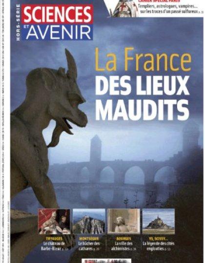 Science et Avenir HS No.178 - Les lieux maudits de France