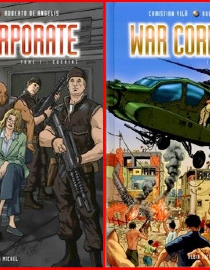 War corporate - Tome 1 + 2