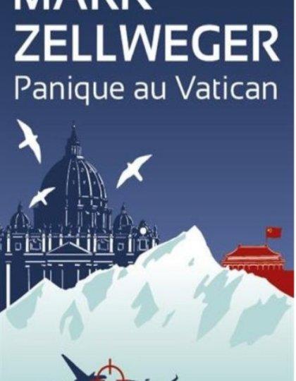 Mark Zellweger (2015) - Panique au Vatican