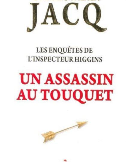 Christian Jacq - Un assassin au Touquet (2015)
