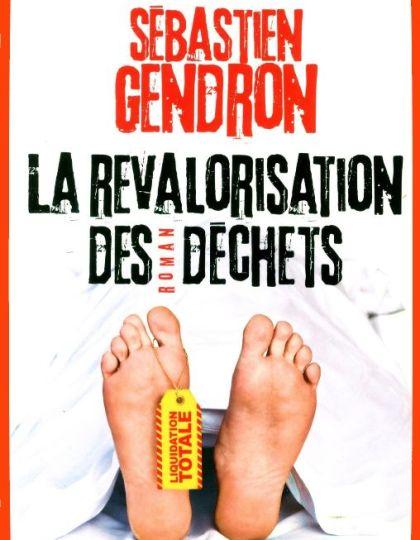 Sébastien Gendron (2015) - La revalorisation des déchets