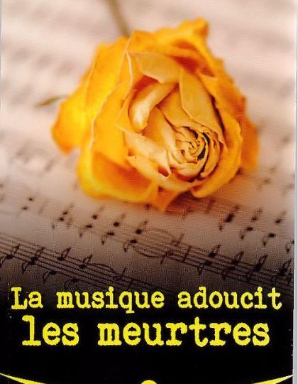 Gérard Morel - La musique adoucit les meurtres