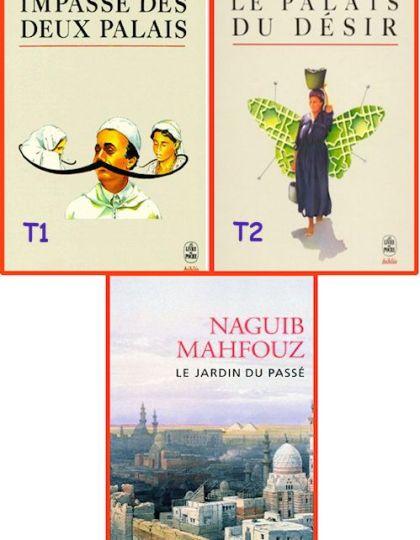 Naguib Mahfouz - La trilogie du Caire