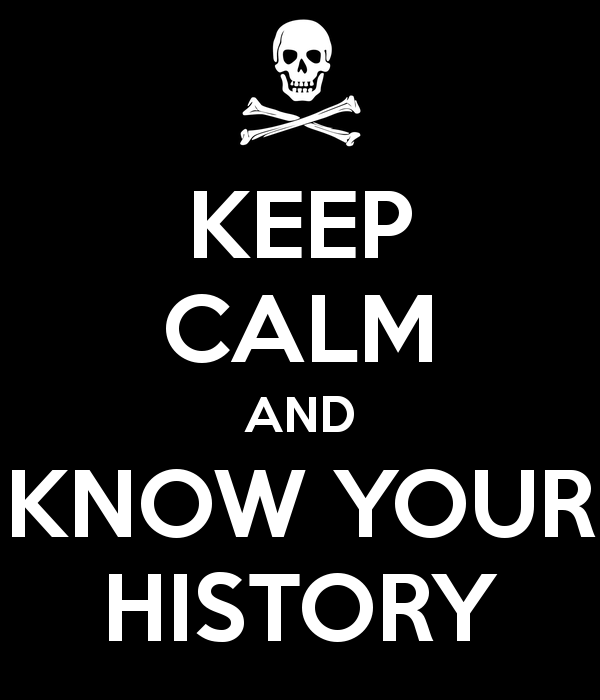 Know Your History Pirate
