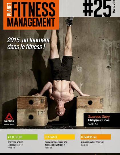 Planet Fitness Management N° 25 - Mars 2015