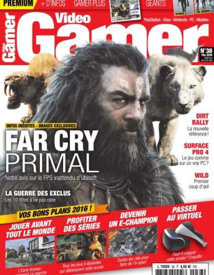 Video Gamer N°38 - Février 2016