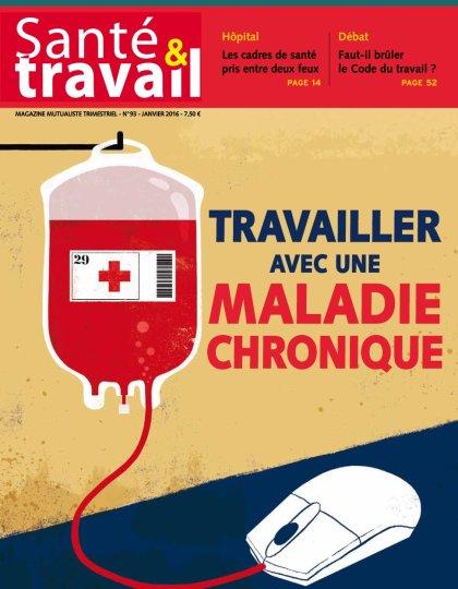 Santé & Travail N°93 - Janvier 2016