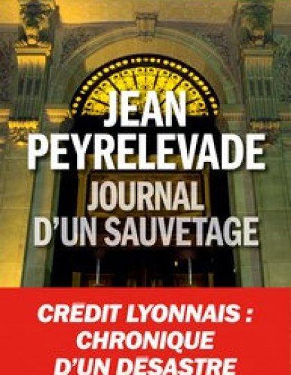 Journal d'un sauvetage (2016) - Peyrelevade Jean