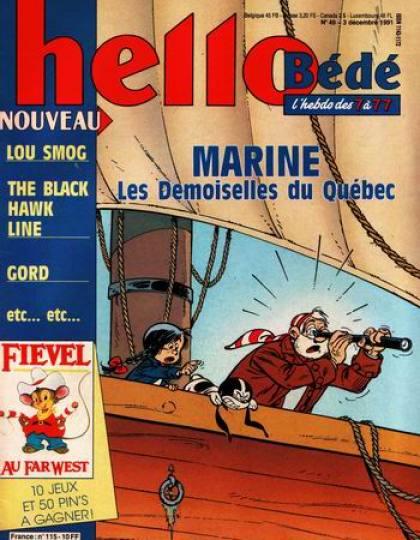 Hello Bédé - T115