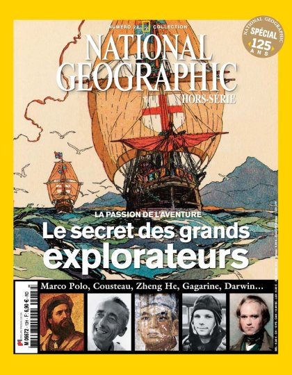 National Géographic Hors-Série Collection No.22