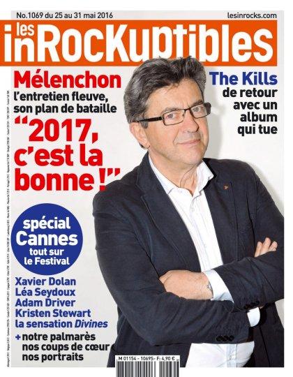 Les Inrockuptibles N°1069 - 25 au 31 Mai 2016