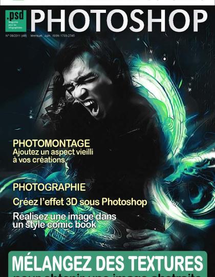 Photoshop No.48 - Mélangez des textures