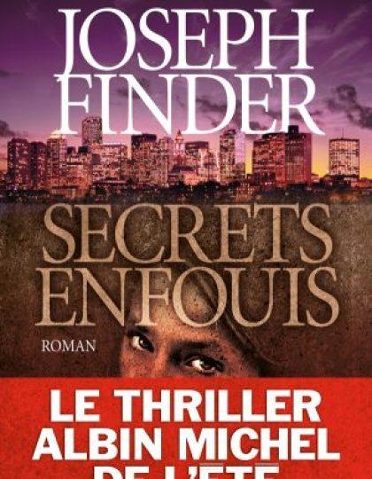 Secrets enfouis - Finder Joseph