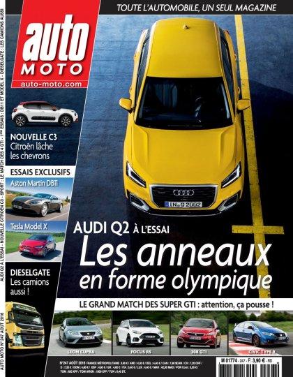 Auto Moto N°247 - Aout 2016