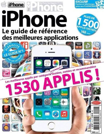 iPhone Magazine Hors-Serie No.9 - 1530 APLLIS