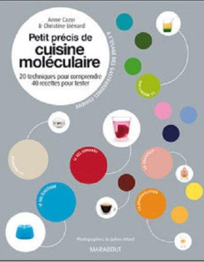Petit Précis De Cuisine Moléculaire