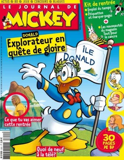 Le Journal de Mickey - 07 Septembre 2016