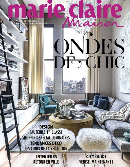 Marie Claire Maison N°488 - Octobre 2016