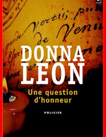Donna Leon (2016) - Une question d'honneur