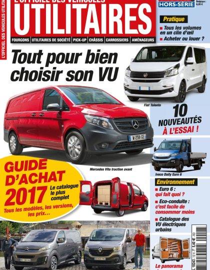Trucks Mag Hors Série N°12 - Guide D'achat 2017